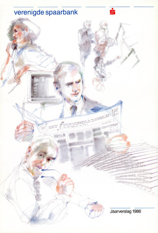 Verenigde Spaarbank 1986