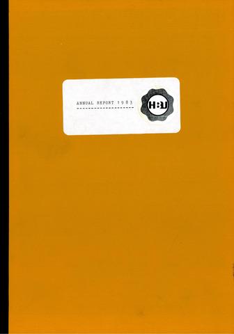 Hollandsche Bank-Unie 1983