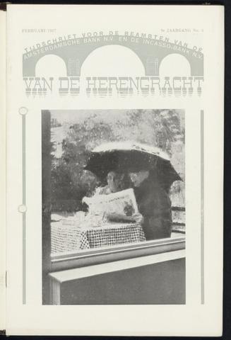 Amsterdamsche Bank - Van de Herengracht 1957