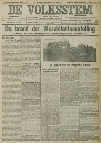 De Volksstem 1910-08-16