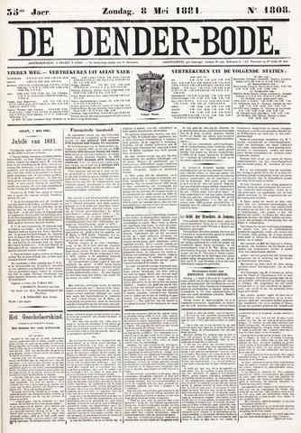 De Denderbode 1881-05-08