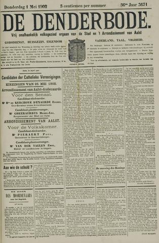 De Denderbode 1902-05-01