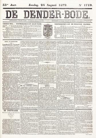 De Denderbode 1879-08-24
