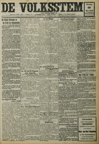 De Volksstem 1930-05-20