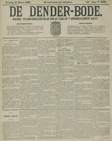 De Denderbode 1890-03-30
