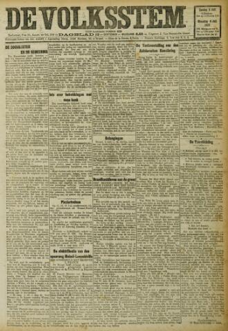 De Volksstem 1923-07-08