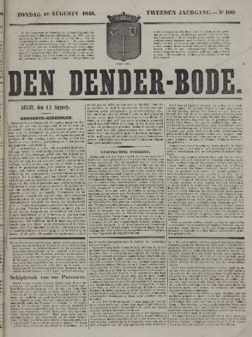 De Denderbode 1848-08-13