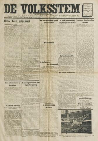 De Volksstem 1938-02-21