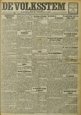 De Volksstem 1923-12-09