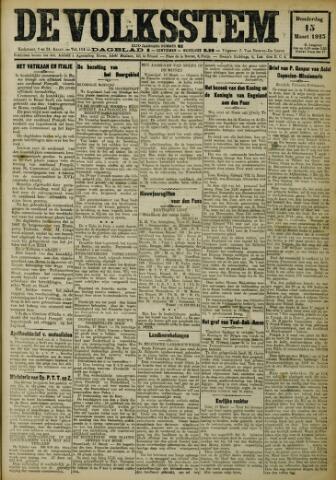 De Volksstem 1923-03-15