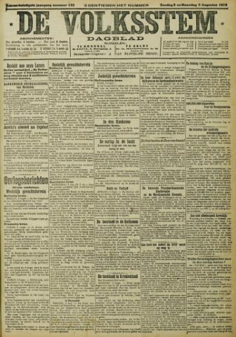 De Volksstem 1915-08-08