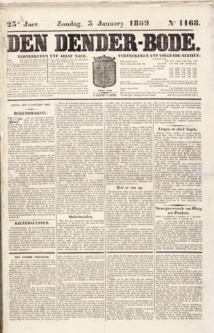 De Denderbode 1869