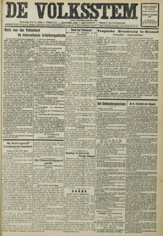De Volksstem 1931-11-15