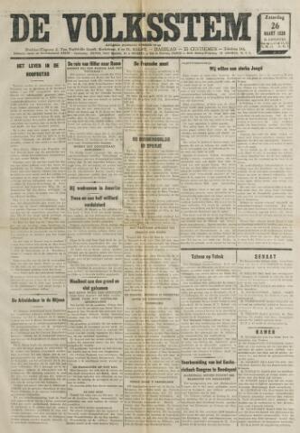 De Volksstem 1938-03-26