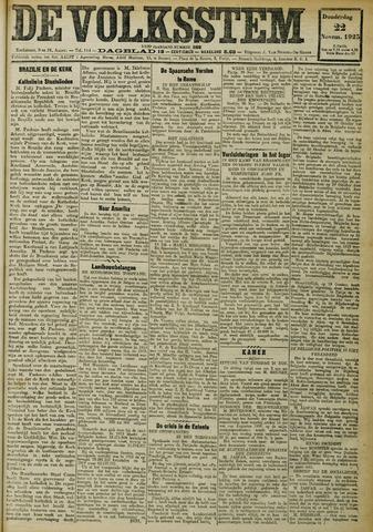 De Volksstem 1923-11-22