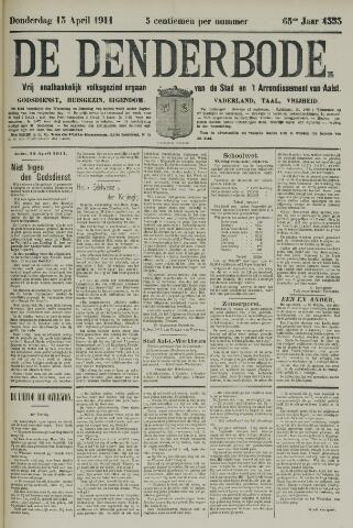 De Denderbode 1911-04-13
