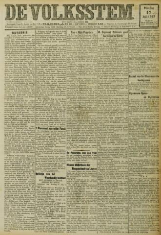 De Volksstem 1923-07-17