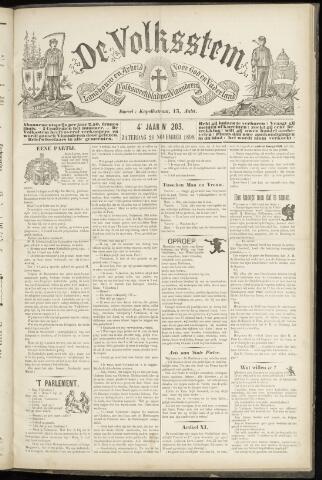 De Volksstem 1898-11-26