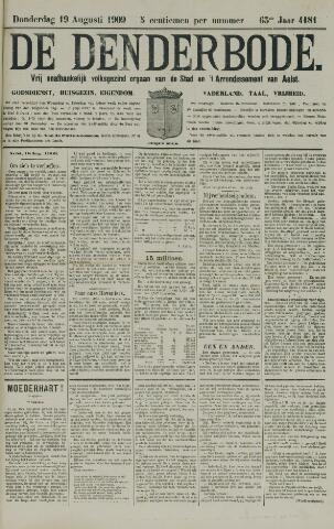 De Denderbode 1909-08-19