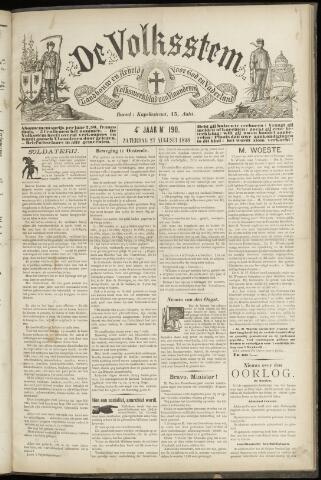 De Volksstem 1898-08-27