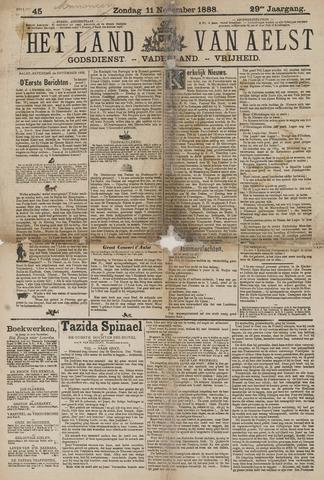 Het Land van Aelst 1888-11-11