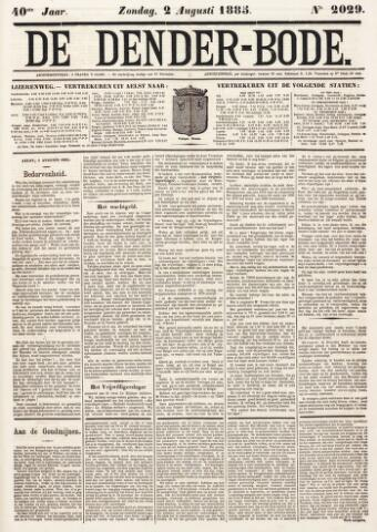 De Denderbode 1885-08-02