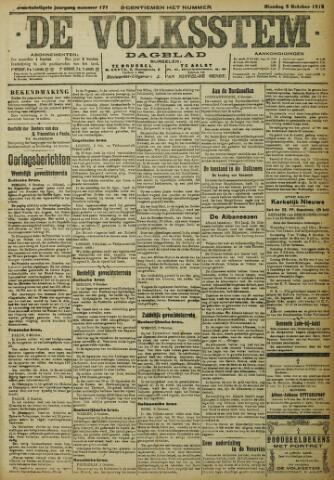 De Volksstem 1915-10-05