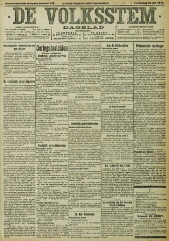 De Volksstem 1915-07-29