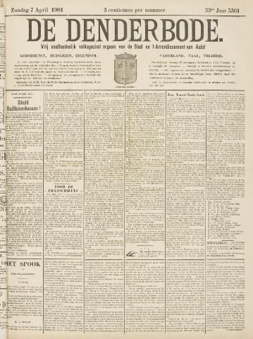 De Denderbode 1901-04-07