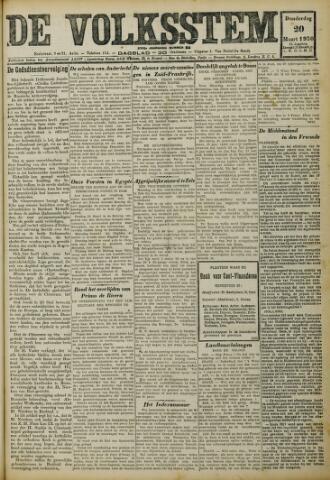 De Volksstem 1930-03-20