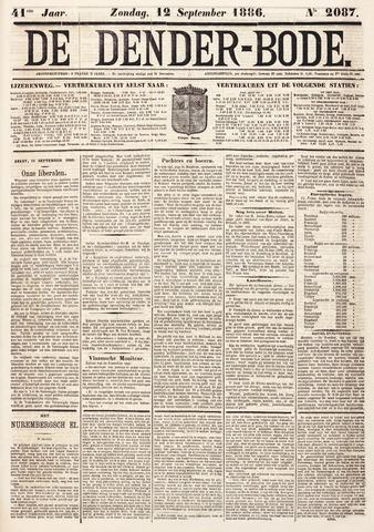De Denderbode 1886-09-12