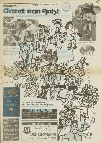 Nieuwe Gazet van Aalst 1983-02-18