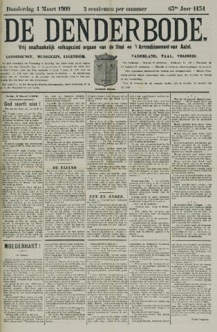 De Denderbode 1909-03-04