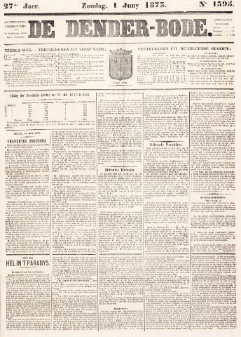 De Denderbode 1873-06-01