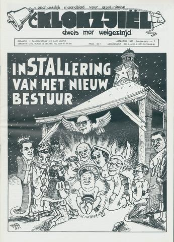 Klokzjiel 1983-01-01