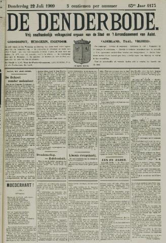 De Denderbode 1909-07-22