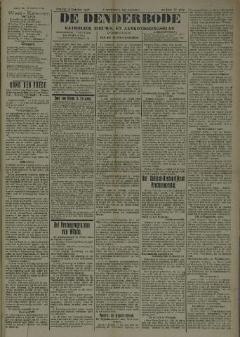 De Denderbode 1918-10-13