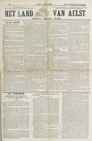 Het Land van Aelst 1881-07-10