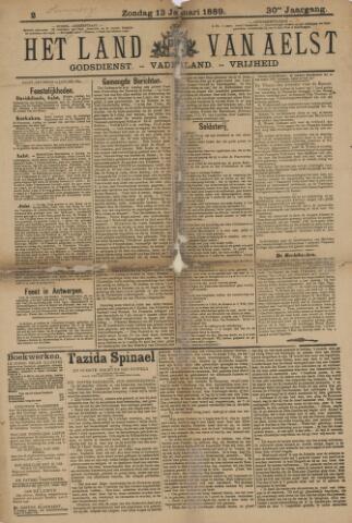 Het Land van Aelst 1889-01-13