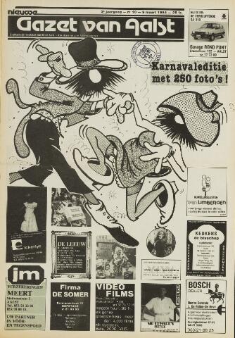 Nieuwe Gazet van Aalst 1984-03-09