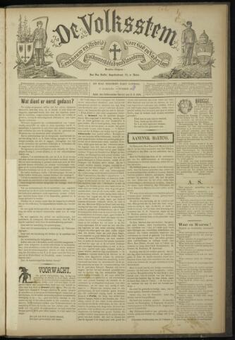 De Volksstem 1900-11-24
