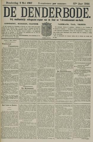 De Denderbode 1907-05-02