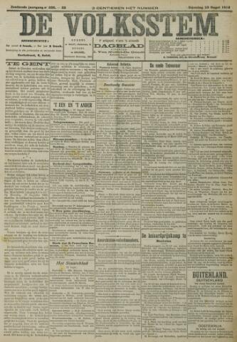 De Volksstem 1910-08-23