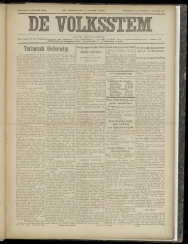 De Volksstem 1941-01-16