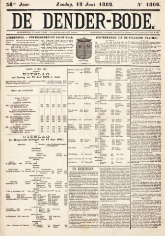 De Denderbode 1882-06-18