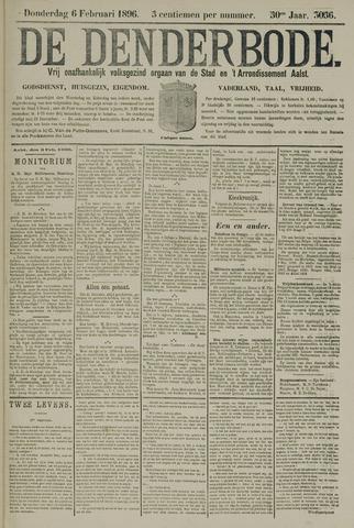 De Denderbode 1896-02-06