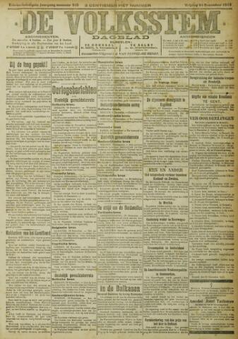 De Volksstem 1915-12-31