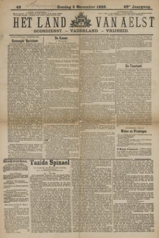 Het Land van Aelst 1888-12-02