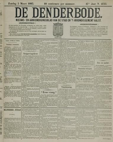 De Denderbode 1893-03-05