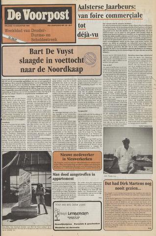 De Voorpost 1992-08-14